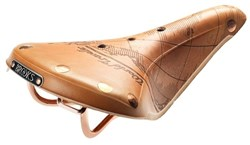 Image of Brooks B17 Select World Traveller Saddle
