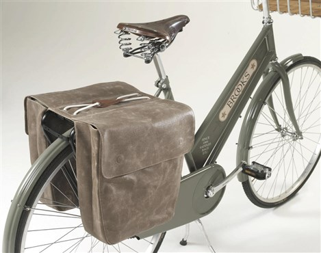 Image of Brooks Brick Lane Roll-up Panniers