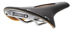 Image of Brooks C17-S Cambium Carved Ladies Saddle