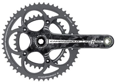 Campagnolo Athena P-T Carbon 11x Chainsets