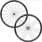 Image of Campagnolo Bora Ultra 35 Dark Label Clincher Road Wheelset