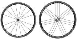 Image of Campagnolo Bora Ultra 35 Dark Label Tubulars