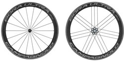 Image of Campagnolo Bora Ultra 50 Dark Label Tubulars