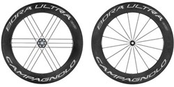 Image of Campagnolo Bora Ultra 80 Dark Label Tubulars