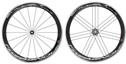 Image of Campagnolo Bullet Ultra Dark Label Cult Road Wheelset