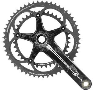 Image of Campagnolo Comp One Over-Torque 11x Chainsets