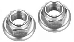 Image of Campagnolo Pista Axle Nuts