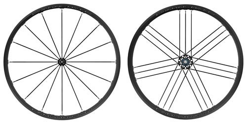 Image of Campagnolo Shamal Mille Clincher Wheels