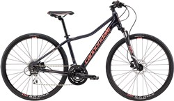 Image of Cannondale Althea 1 Womens 2017 Hybrid Bike