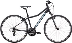 Image of Cannondale Althea 2 Womens 2017 Hybrid Bike
