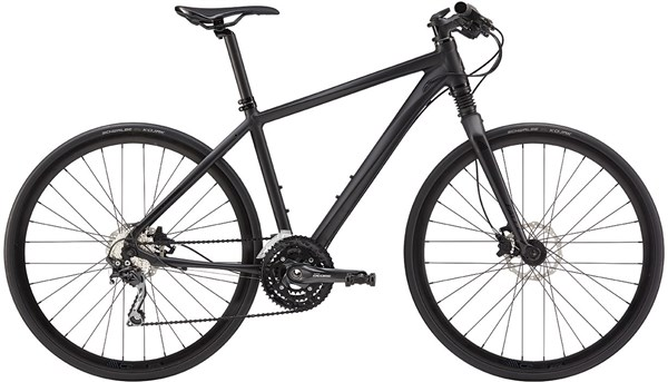 Image of Cannondale Bad Boy 2 2016 Hybrid Bike