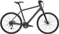 Image of Cannondale Bad Boy 4 2017 Hybrid Bike