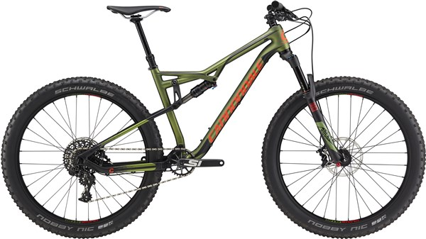 "Image of Cannondale Bad Habit Carbon 2 27.5""  2017 Mountain Bike"