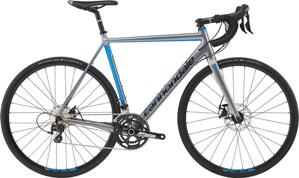 Image of Cannondale CAAD Optimo Disc 105 2017 Road Bike