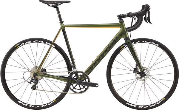 Image of Cannondale CAAD12 Disc Ultegra 2017 Road Bike