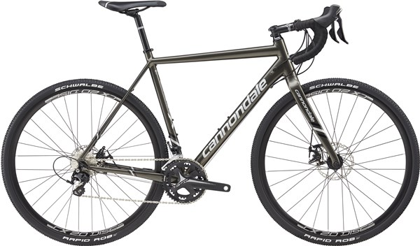 Image of Cannondale CAADX 105 2017 Cyclocross Bike
