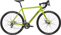Image of Cannondale CAADX Tiagra 2017 Cyclocross Bike