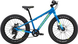 Image of Cannondale Cujo 20w 2018 Kids Bike