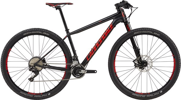 Image of Cannondale F-Si Carbon 3 2017 Mountain Bike