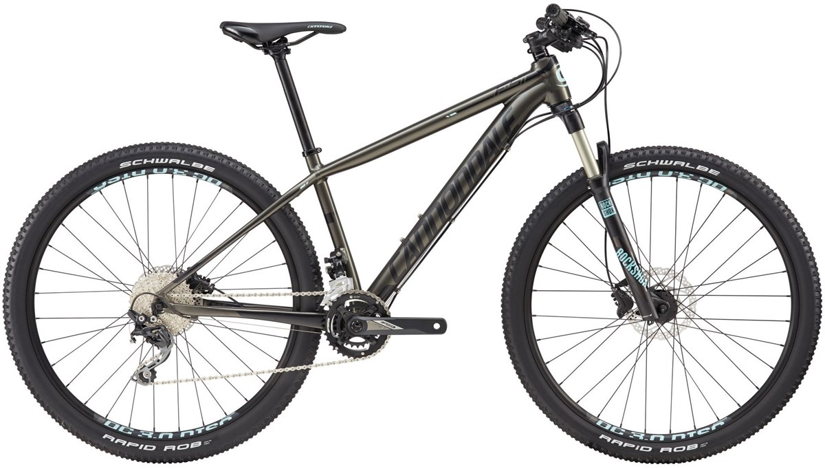 "Cannondale F-Si Womens 2 27.5""  2017 Mountain Bike"