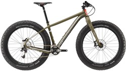 Image of Cannondale Fat CAAD 2 - Ex Display - Medium 2016 Mountain Bike