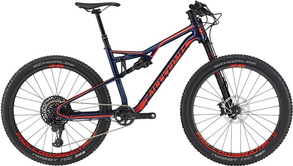 "Image of Cannondale Habit Carbon 1 27.5""  2017 Mountain Bike"