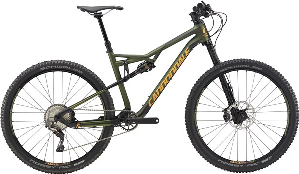 "Image of Cannondale Habit Carbon 2 27.5""  2017 Mountain Bike"