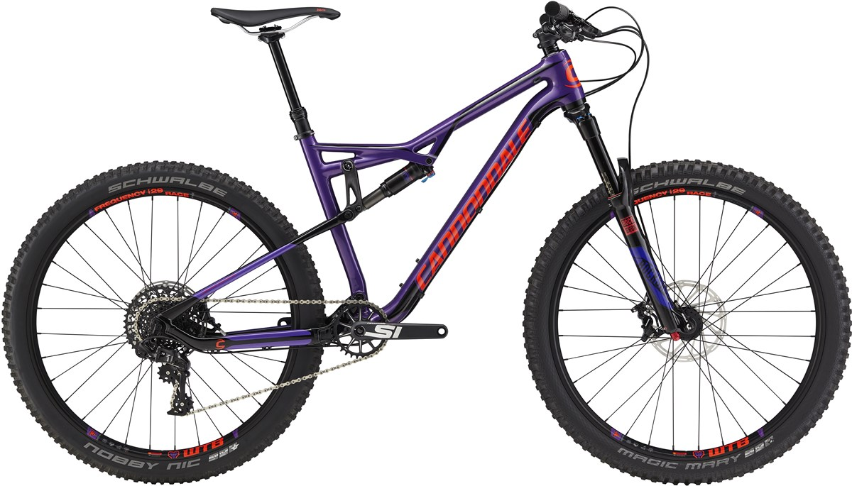 Cannondale Habit Carbon SE 650b 2017 Mountain Bike