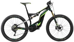 "Image of Cannondale Moterra 1 27.5"" 2017 Electric Mountain Bike"