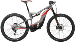 "Image of Cannondale Moterra 2 27.5"" 2017 Electric Mountain Bike"