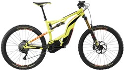 "Image of Cannondale Moterra LT 1 27.5"" 2018 Electric Mountain Bike"