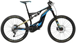 "Image of Cannondale Moterra LT 2 27.5"" 2017 Electric Mountain Bike"