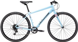 Image of Cannondale Quick 2 Womens 2017 Hybrid Bike