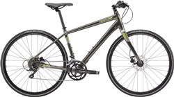 Image of Cannondale Quick 3 Disc 2017 Hybrid Bike