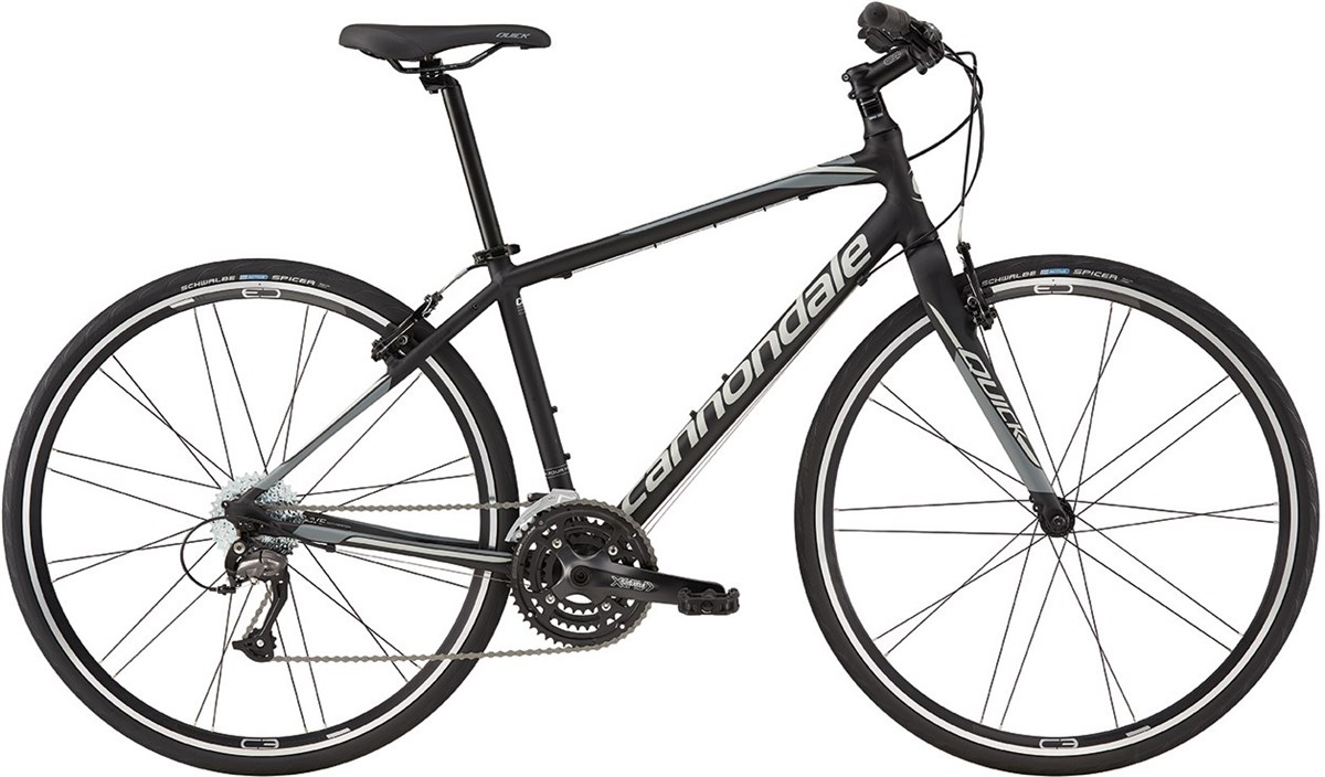 Cannondale Quick 4 2016 Hybrid Bike