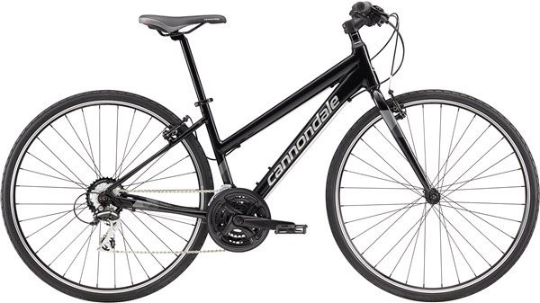 Image of Cannondale Quick 8 Womens 2017 Hybrid Bike