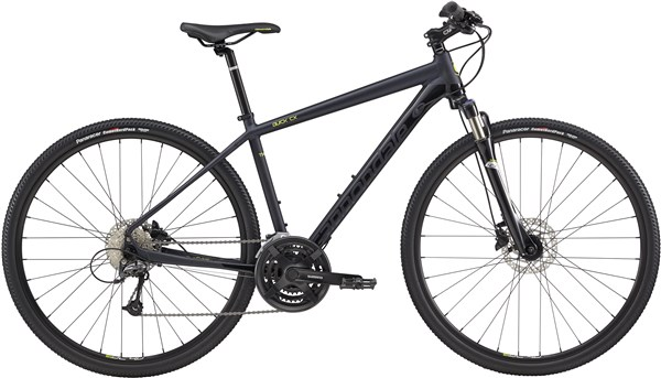 Image of Cannondale Quick CX 3 2017 Hybrid Bike