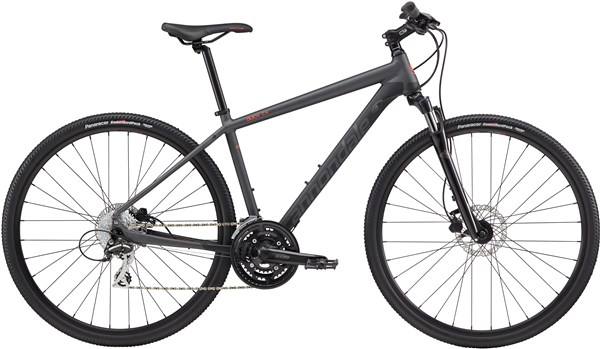 Image of Cannondale Quick CX 4 2017 Hybrid Bike