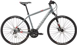 Image of Cannondale Quick CX 4 - Customer Return - Small  2016 Hybrid Bike