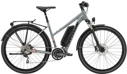 Image of Cannondale Quick Neo Tourer Womens 2017 Electric Hybrid Bike
