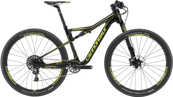 Image of Cannondale Scalpel-Si Carbon 2 2017 Mountain Bike