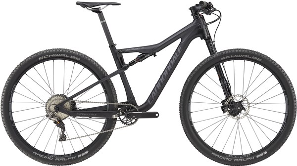 Image of Cannondale Scalpel-Si Carbon 3 2017 Mountain Bike