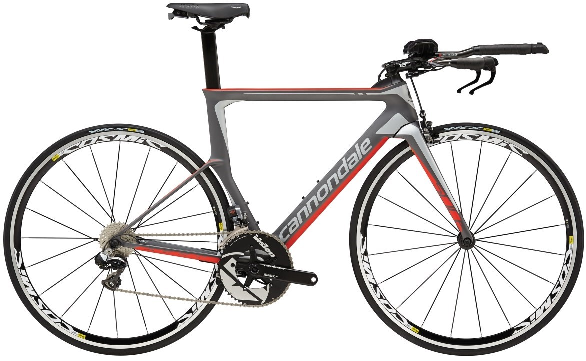Cannondale Slice Hi-MOD Dura Ace Di2  2016 Triathlon Bike