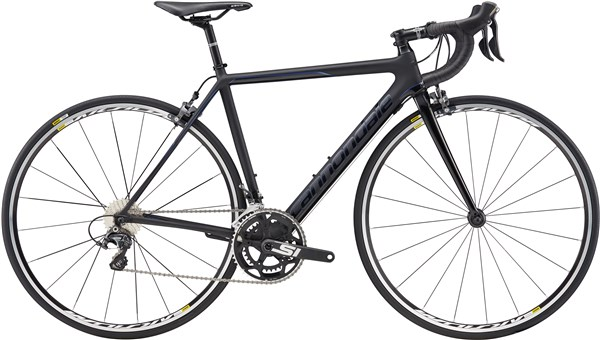 Image of Cannondale SuperSix EVO Carbon Womens Ultegra 2017 Road Bike