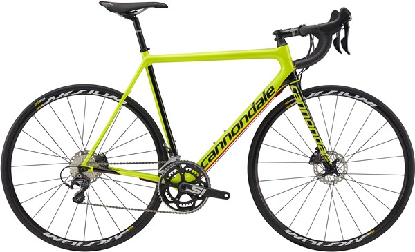 Cannondale SuperSix EVO Disc Ultegra 2017 Road Bike