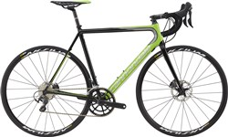 Image of Cannondale SuperSix EVO Hi-MOD Disc Ultegra 2017 Road Bike