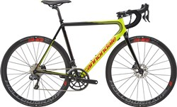 Image of Cannondale SuperSix EVO Hi-MOD Disc Ultegra Di2 2017 Road Bike