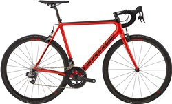 Image of Cannondale SuperSix EVO Hi-MOD SRAM RED eTap 2017 Road Bike