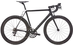 Image of Cannondale SuperSix EVO Hi-Mod Black Inc. 2017 Road Bike