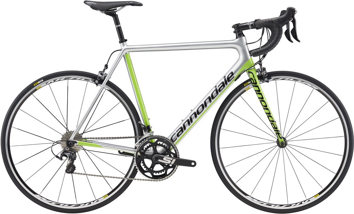 Cannondale SuperSix EVO Ultegra 2017 Road Bike